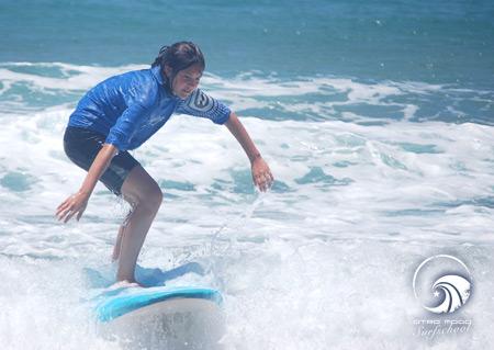 Wellenreiten auf Fuerteventura an der Westküste