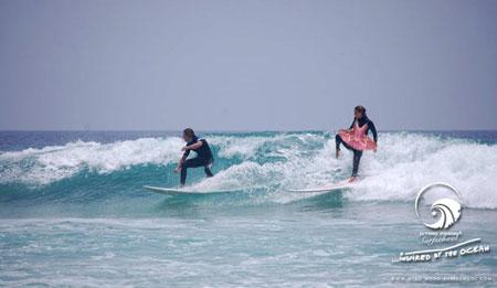 Nina & Raoul Surf