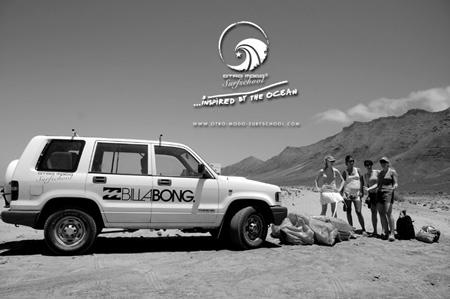 Beachcleaning 24.07.2011, Playa de Cofete