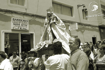 Fiesta del Carmen, Morro Jable