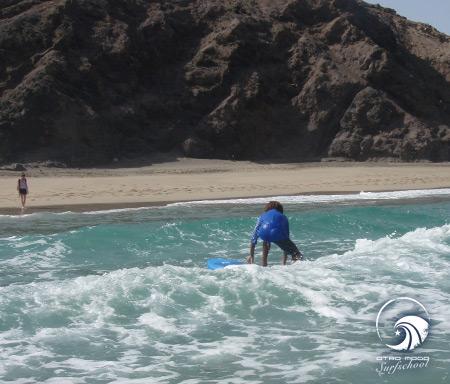 Wellenreiten Fuerteventura 1.8. bis 9.8.