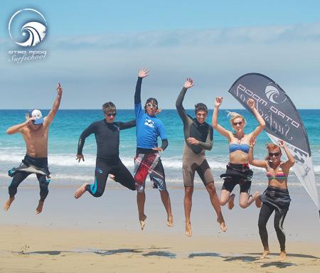 Wellenreiten Fuerteventura Surfers Week